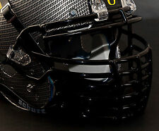 Schutt Super Pro BIG GRILL Football Helmet Facemask - BLACK