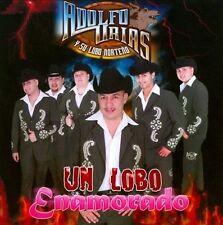 New: Urias, Adolfo Y Su Lobo Norteno: Un Lobo Enamorado  Audio CD