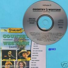 COUNTRY + WESTERN + FESTIVAL + Vol.3 + CD + NEU + TOP +
