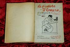 Le Pistole d'Omero di Ermenegildo Pistelli - Prefazione Vamba 1920