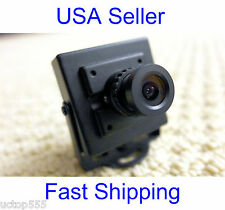 700 TVL SONY CCD EFFIO-E FPV Ultra Low Illumination Mini Camera CCTV WDR USA