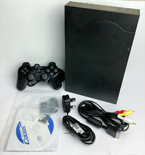 SONY PLAYSTATION 2 SWAP MAGIC 3.8 CONSOLE BUNDLE - V.RARE Top Loader PS2 PAL Mod