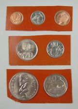 Cook Islands Coins Set of 7 Pieces 1974 UNC