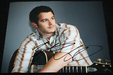 Easton Corbin signed 8 x 10, Roll with It, Lovin' You Is Fun, Roll with It, COA
