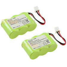 2x Rechargeable Phone Battery for Vtech CS5111-2 CS5112 CS5121 CS5121-2 CS5121-3