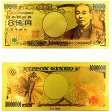 """★★ JAPON / JAPAN : BILLET POLYMER  """" OR """" DU 800 000 000 YEN ★★"""