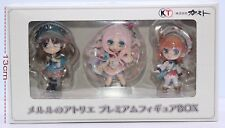 Atelier Meruru The Apprentice of Arland Premium Figure Box 3-pcs set