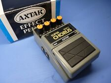 Pédale de guitare AXTAR SCH-5  - SUPER CHORUS STEREO  Vintage Made In Japan-