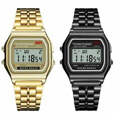 BEST Men Wrist Watch LED Retro Digital MULTICOLORE Unisex Classic New