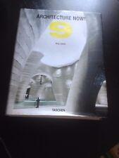 PHILIP JODIDIO ARCHITECTURE NOW 9 BUONO/OTTIMO!!!TASCHEN INGLESE FRANCESE DEUTCH