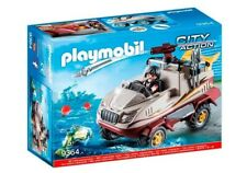 Playmobil City Action Coche Anfibio - 9364 PLAYMOBIL