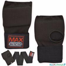 Gants noirs taille S pour arts martiaux et sports de combat