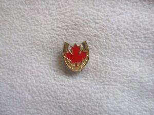 Tokyo 2020 - Canada Equestrian Federation pin model-2