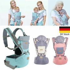 Baby Tragetasche Bauchtrage Babytragetuch Kinder Tragegurt 4 Tragpositionen Neu