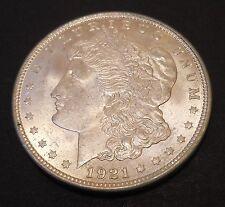 Morgan Dollar 1921 AU