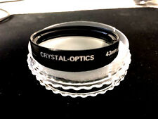 Crystal Optics CPL49mm MC  Polarizer Filter Japan Brand New Free World Ship
