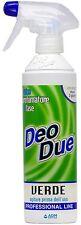 Deo Due Deodorante 500 ml Bifase ELIMINA ODORI FRAGRANZA VERDE  Dura 3 GIORNI