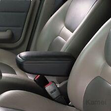 El reposabrazos central/apoyabrazos kamei Opel Astra G + H símil cuero negro
