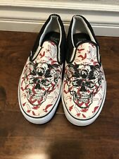 vans robert williams Slip On Extermely Limited Mens Size 13 Us