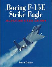 Boeing F-15E Strike Eagle (Airlife) - Nuovo Copia