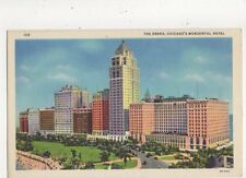 The Drake Hotel Chicago USA Vintage Postcard 701a