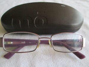 mo eyewear lilac glasses frames. MO MUFF 100M. Multiopticas.