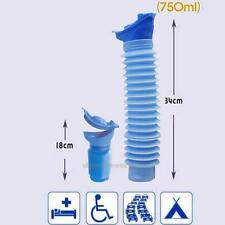 750ML Portable Adult Urinal Camping Travel Car Urination Pee Toilet Urine Device