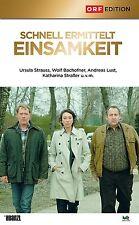 SCHNELL ERMITTELT: EINSAMKEIT (Ursula Strauss, Wolf Bachofner) NEU+OVP