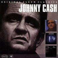 JOHNNY CASH - ORIGINAL ALBUM CLASSICS 3 CD 38 TRACKS COUNTRY NEU