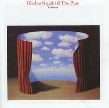 Gladys Knight & The Pips - Visions      new cd  Jam & Lewis