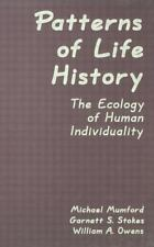 Patterns of Life History: The Ecology of Human Individuality (Applied-ExLibrary