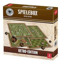 ASS Altenburger 22578103 - DFB Retro Spielebox braun