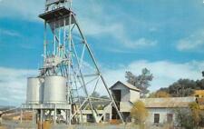SUTTER CREEK, CA California HETTY GREEN QUARTZ MINE Eureka~Gold c1950's Postcard