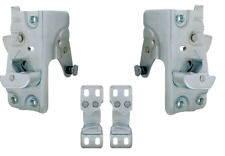 Pair 1952 1953 1954 1955 Chevy Pickup Truck Door Latches and Striker Plates Kit