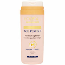 LOREAL AGE PERFECT REFRESHING TONER SMOOTHING ANTI-FATIGUE MATURE SKIN 200ml
