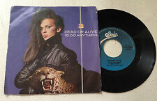 45 GIRI - DEAD OR ALIVE - I'D DO ANYTHING / ANYTHING DUB
