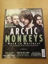 NME APRIL 9 2011 ARCTIC MONKEYS RADIOHEAD THE STROKES FOO FIGHTERS RAMONES