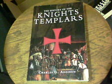 The History of the Knights Templars by Charles G. Addison (2012, Paperback)