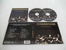 SCHANDMAUL/SINNFONIE(F.A.M.E. EEL 0181038FAM) 2XCD ALBUM DIGIPAK