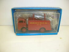 WINROSS A.F.D FIRE TRUCK W/BLUE BOX -  MAKE OFFERS!!!!!