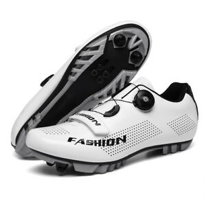 Professional Mountain Road Cycling Shoes Men Spd Pedal Bike Sneaker Spin Peloton