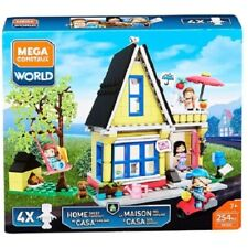 MEGA CONSTRUX HOME SWEET HANGOUT (LEGO COMPATIBLE) BRAND NEW & SEALED