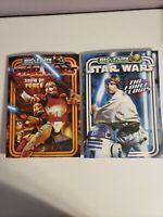 Star Wars 2012 Coloring book Lot