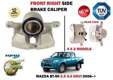 Pour Mazda BT-50 BT50 4X2 Modèles 2.5 3.0 Cdvi 2006- > Neuf avant Droit Frein D