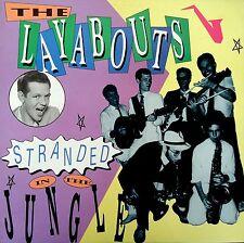 The Layabouts-Stranded In The Jungle-LP-1987 Larrikin Australian issue-LRF198