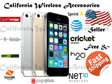 APPLE IPHONE 5S 16G/32G/64G T-mobile(metroPCS) All Grades No Contract A-221