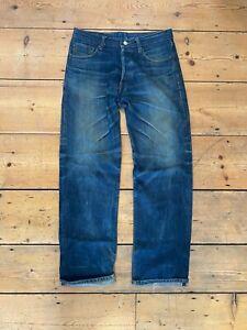 LVC Levis Selvedge Jeans 501 - W33
