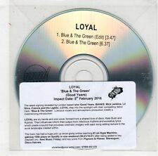 (HB623) Loyal, Blue & The Green - 2016 DJ CD