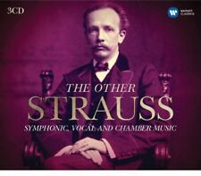 R. Strauss - Other Strauss: Symphonic / Vocal & Chamber Music [New CD]