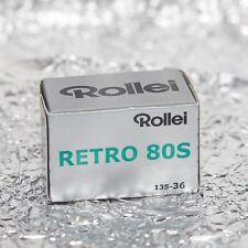 *NEW* Rollei Retro 80s 35mm film
